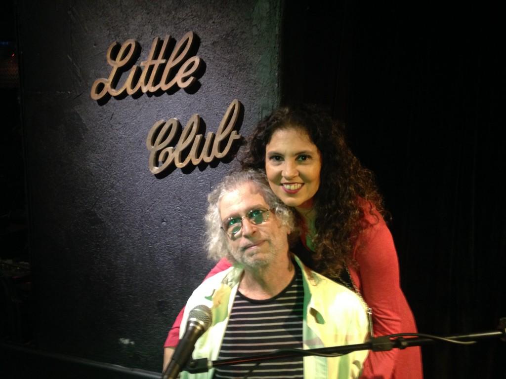 Alberto Rosenblit e Marianna - Little Club, Beco das garrafas