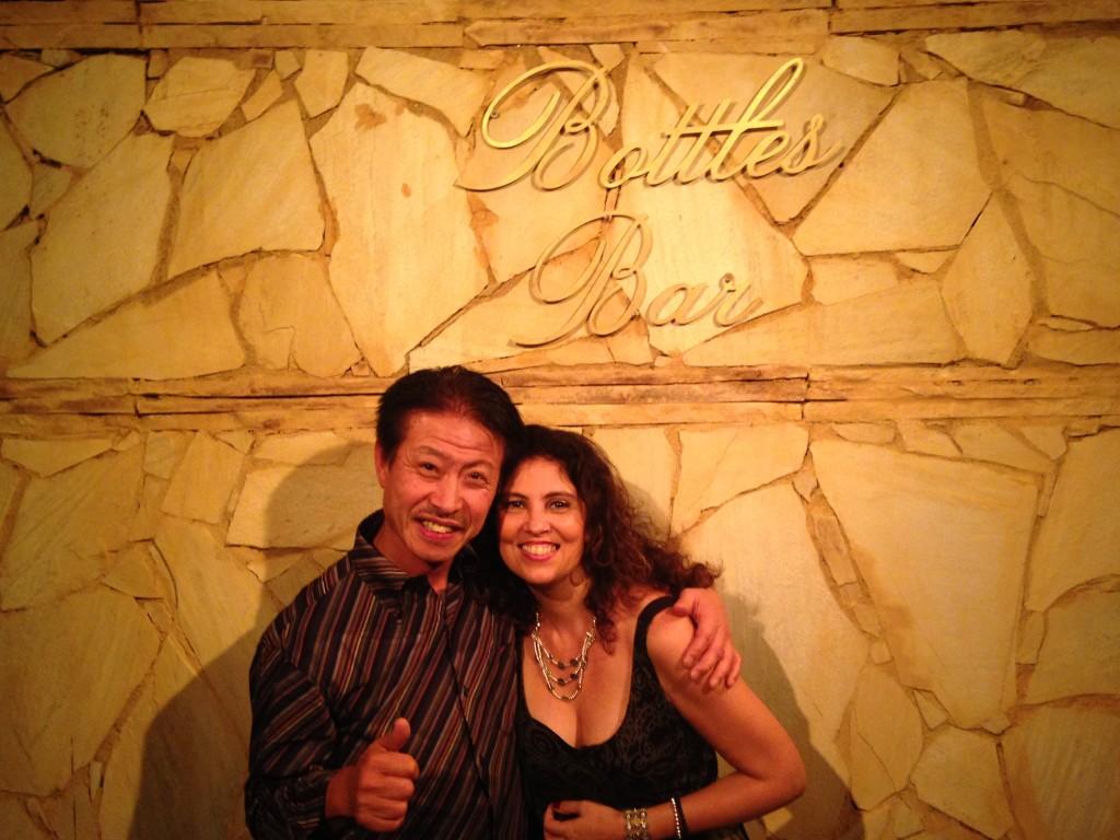 Kazuo Yoshida e Marianna - Bottles - Beco das garrafas