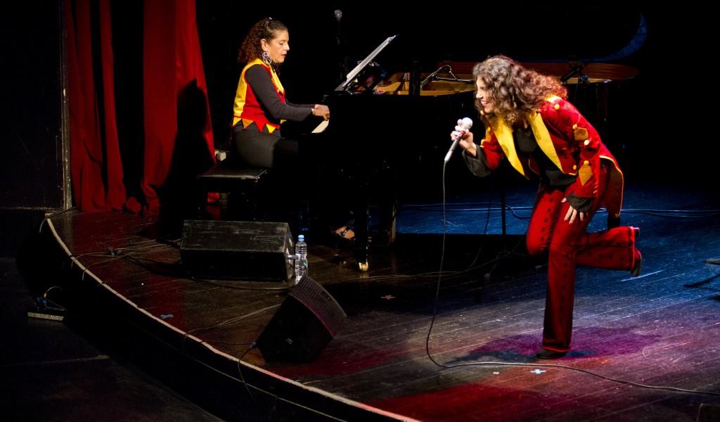 Show São Bonitas as Canções - Sheila Zagury e Marianna Foto Guilherme Leporace 2