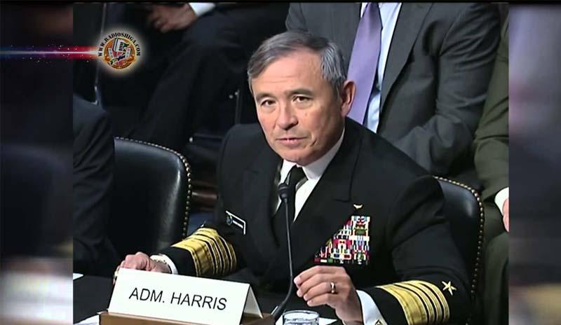 Resultado de imagem para almirante Harry Harris